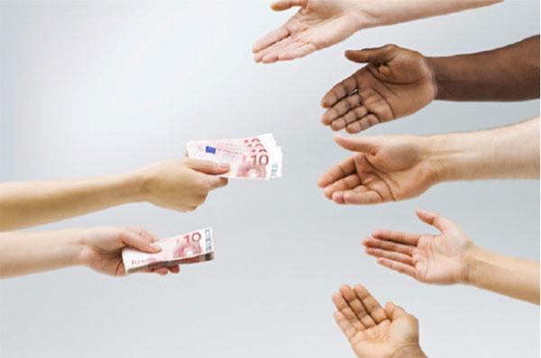Tiền bạc thường là gốc rễ của mọi rắc rối trong gia đình