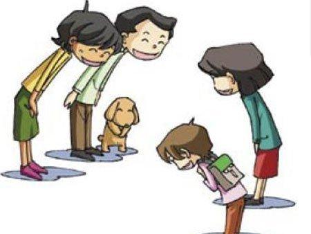Giáo dục trẻ lễ phép, lịch sự và ứng xử đúng mực