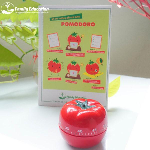 Pomodoro - Phương pháp tập trung làm việc hiệu quả