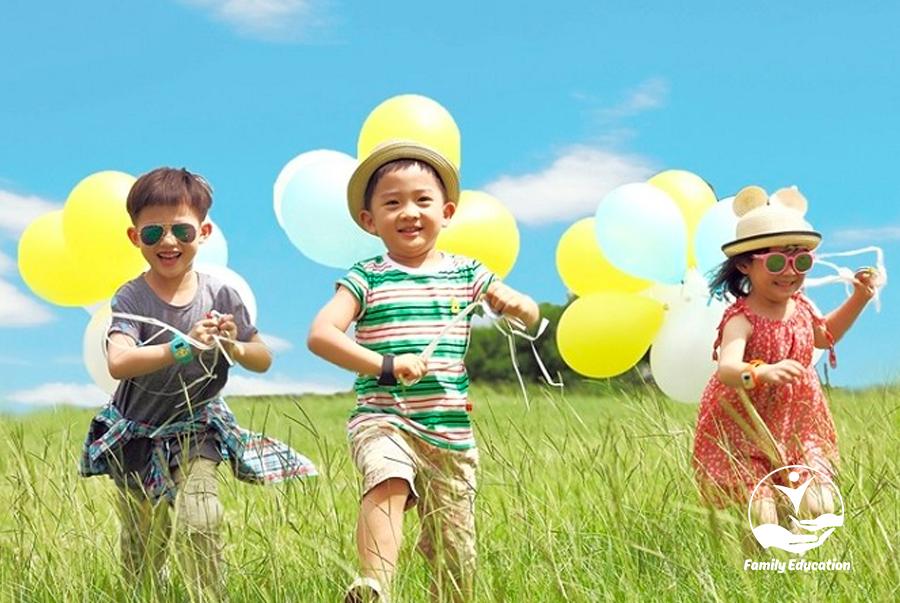 5 hoạt động trong mùa hè dành cho gia đình thân yêu của bạn - FAM EDUCATION