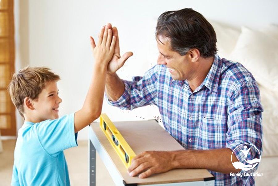 6 việc bạn cần làm để trở thành cha mẹ thông thái - FAM EDUCATION